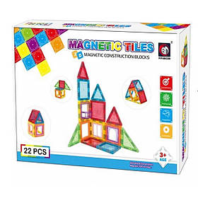 Магнитный конструктор D Magnetic Tiles 9911