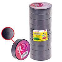Изолента 3М 18мм*20м*0,15мм Black (3М 1600)