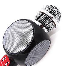 Безпровідний Мікрофон Караоке зі Світломузикою WSTER WS-1816. Bluetooth