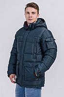 Куртка мужская зимняя синяя Avecs  AV-7342308 Размеры 46/S 50/L, фото 1