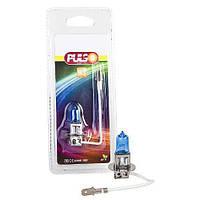 Лампа PULSO/галогенная H3/PK22S 12v55w super white/блистер (LP-30551)