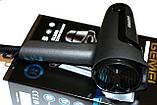 Професійний фен для волосся Gemei Hair Dryer Gm-132 Pro фен зі спеціальною насадкою для сушіння коренів волосся, фото 7