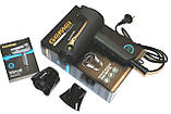 Професійний фен для волосся Gemei Hair Dryer Gm-132 Pro фен зі спеціальною насадкою для сушіння коренів волосся, фото 10