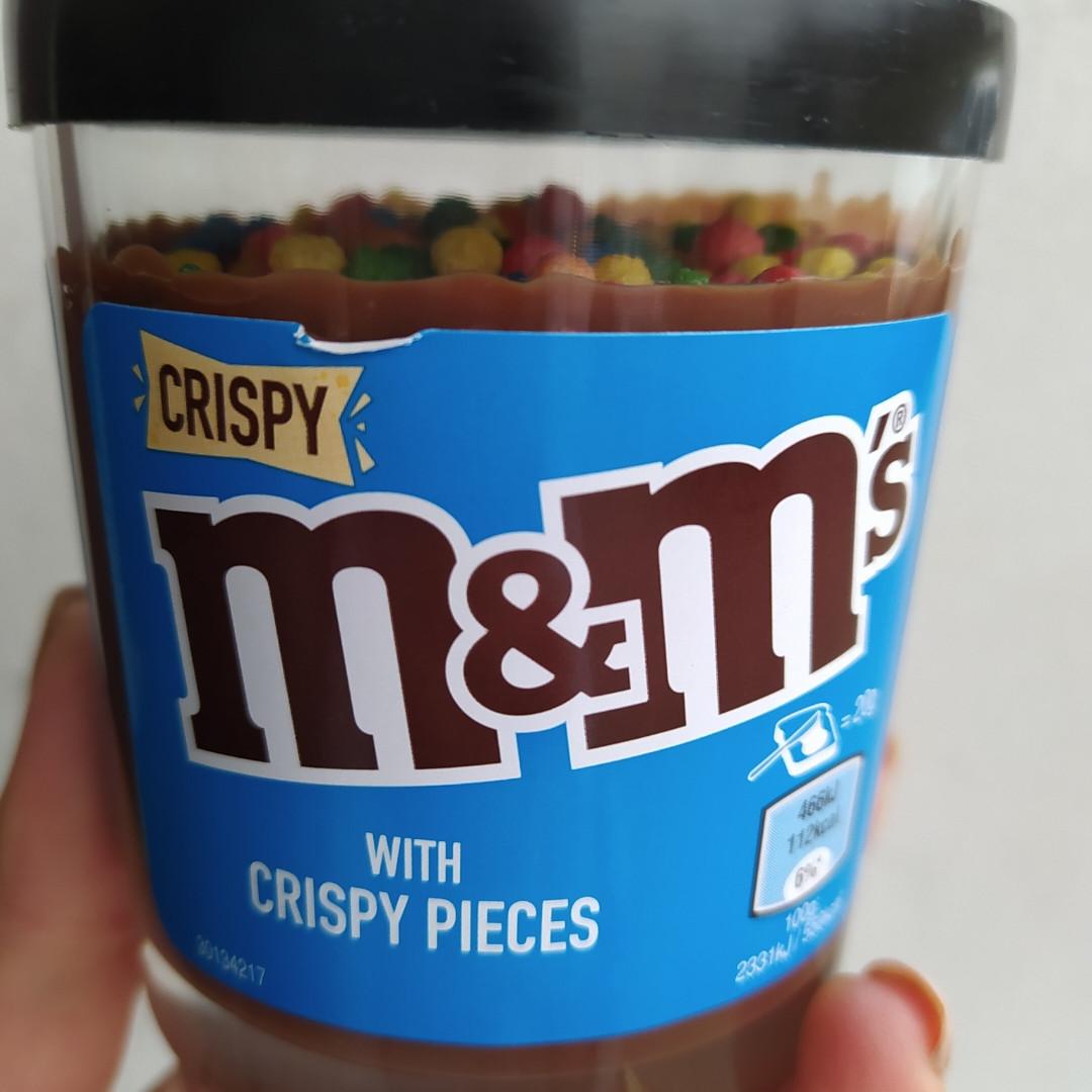 Шоколадна Паста M&m's з рисовими кульками