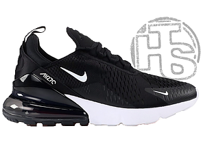 Мужские кроссовки Nike Air Max 270 Black White AH8050-002