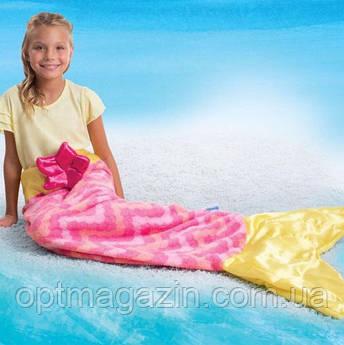 Дитяче ковдру хвіст русалки Snuggie Tails, фото 2