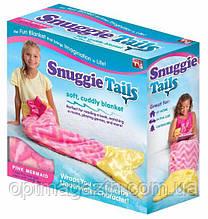 Одеяло детское хвост русалки Snuggie Tails