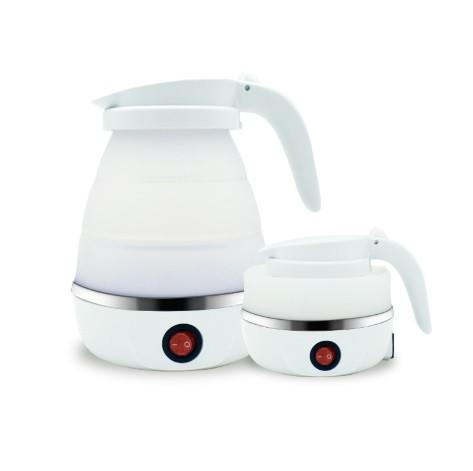 Складной дорожный чайник Kitfort КТ-670