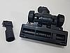 Пылесос колбовый (контейнерный) с турбощеткой Domotec MS 4408 220V/3600W, фото 5