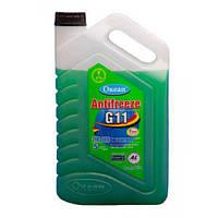 ANTI-FREEZE GRS-40 G11 GREEN (кан. 5л) зелений (Океан)