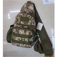 Тактический военная сумка для охоты Собр размер 32х16,5х7см, текстиль, сумка военная