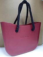 Женская силиконовая сумка 4001 купить женскую силиконовую сумку Одесса 7 км, фото 1