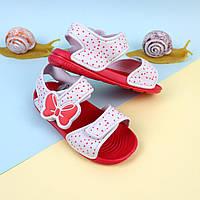 Сандалии для девочки, пляжная обувь тм Giolan размер 29,30,31,32,33,34,35, фото 1