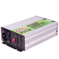 Преобраз. напряжения PULSO/ISU-620/12V-220V/600W/USB-5VDC2.0A/син.волна/клеммы (ISU-620)