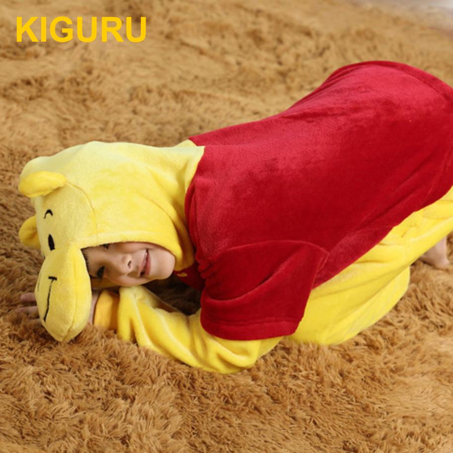 Пижама костюм кигуруми Винни Пух