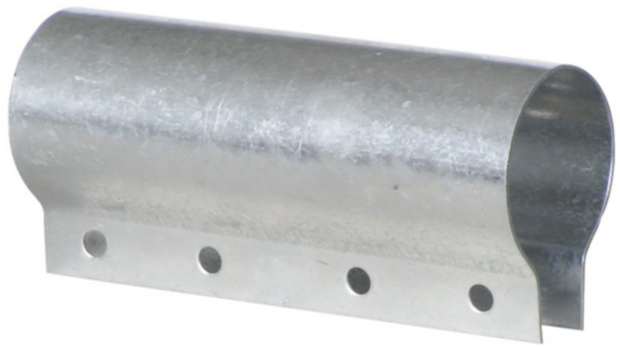 Соединитель кормовой трубы 60 мм шайбо цепной раздачи корма