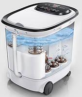 Гидромассажная педикюрная ванночка для ног Benbo ZY-968 с массажем и пузырьковым эффектом (333428)