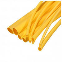 Термоусадочна трубка VARGO 7х1000мм жовта (V-701235) (701235)