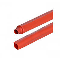 Термоусадочна трубка VARGO 12х1000мм червона (V-110822) (110822)