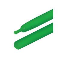 Термоусадочна трубка VARGO 10х1000мм зелена (V-110814) (110814)