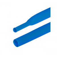 Термоусадочна трубка VARGO 12х1000мм блакитна (V-110819) (110819)