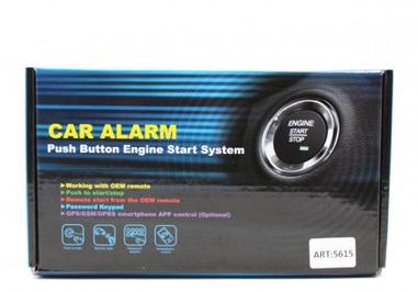 Автосигнализация Car Alarm KD3600 с GSM, GPS, APP, Автомобильная сигнализация