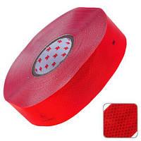 Лента светоотражающая 3M 5см х 50м RED (10315)