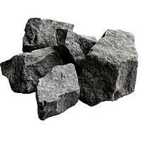Камни для бани и сауны Диабаз колотый 20 кг