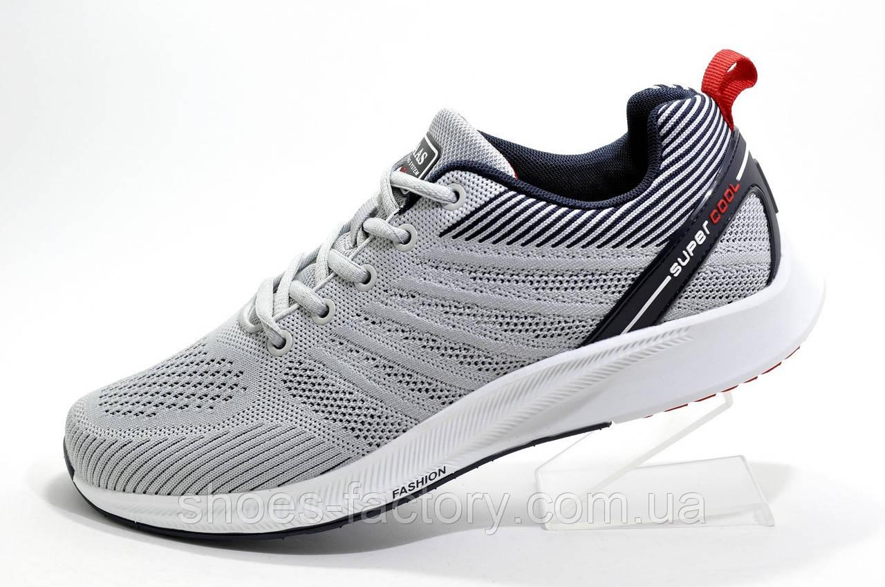 Мужские кроссовки Baas 2020 Super Cool, Gray