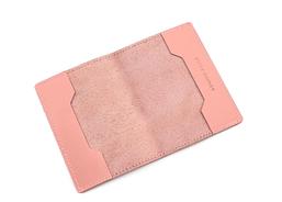 Обложка для паспорта, пудра