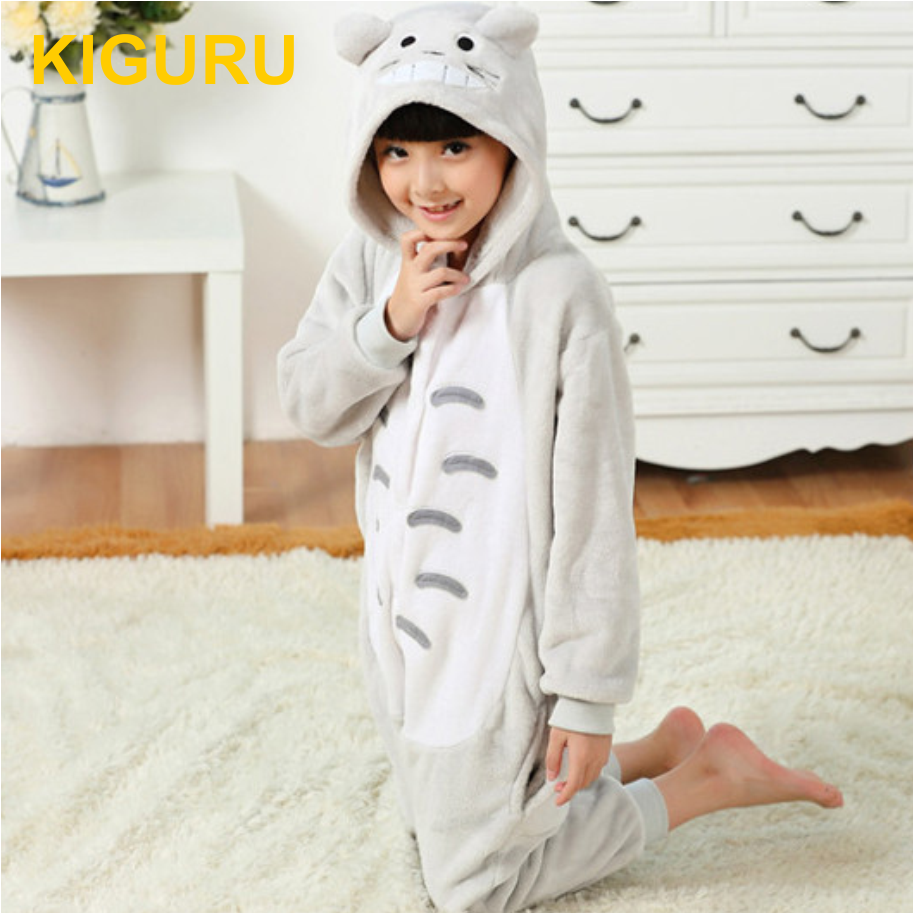 Пижама кигуруми Тоторо детская  Лучшая цена и отличный ассортимент ... ddea962426fbe