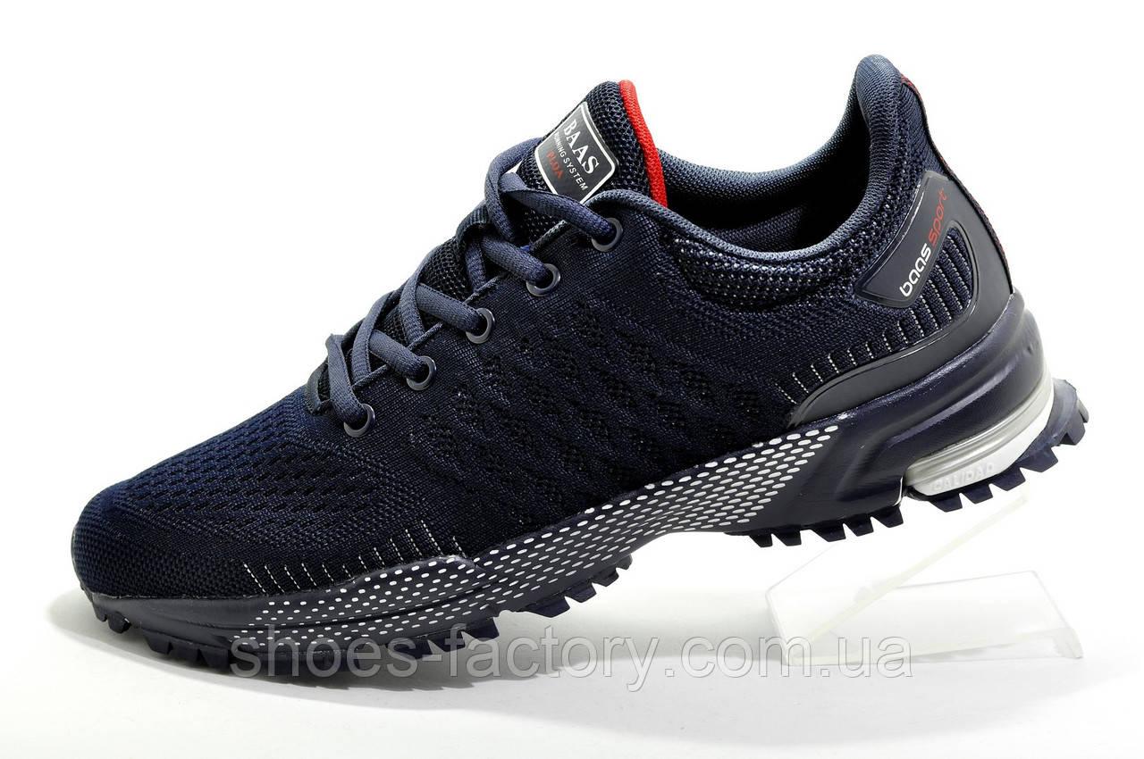 Мужские беговые кроссовки Baas Marathon 2019, Dark Blue