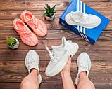 Женские кроссовки Adidas Yeezy Boost 350 V2, женские кроссовки адидас изи буст 350 в2, кросівки Adidas Yeezy, фото 2