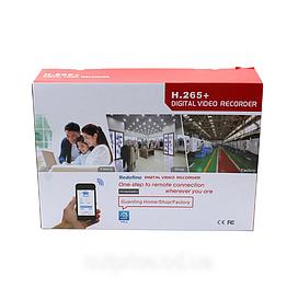 Регистратор DVR MVR 1008 4.0mp для IP камер 8-CAM, Регистратор для видеонаблюдения