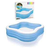 Детский надувной бассейн Intex 57495 «Акварена», детские бассейны Интекс