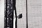 Батуты Atlas Sport с Польши с сеткой - 183 см / Американская сетка / Новые, фото 5