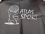 Батуты Atlas Sport с Польши с сеткой - 183 см / Американская сетка / Новые, фото 4