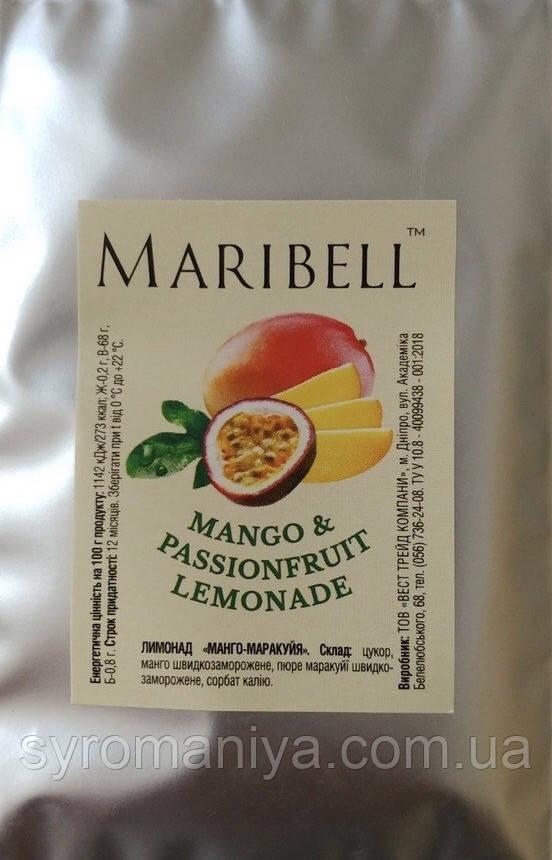 Манго і маракуйя лимонад