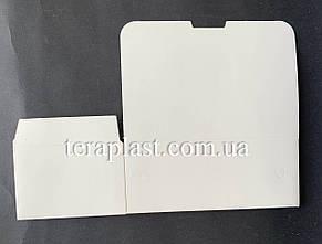 """Упаковка для наггетсов, куриных крыльев (Фудбокс белый) """"Макси"""" 175х105х70 мм, фото 3"""