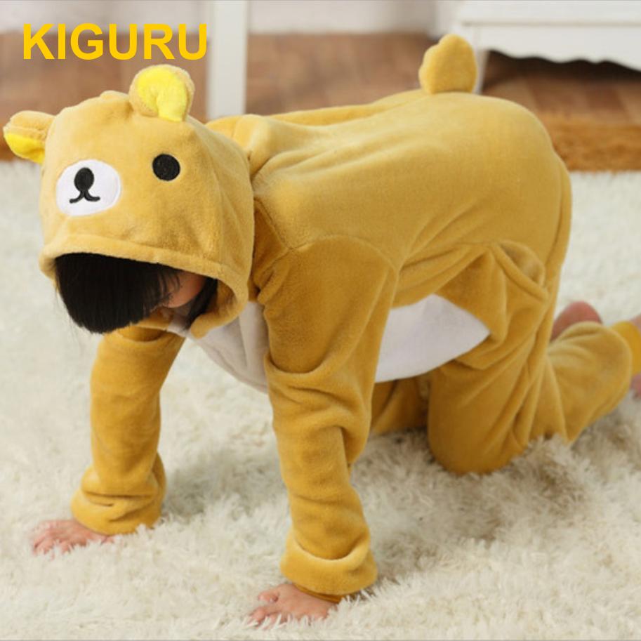 Детская пижама кигуруми мишка Тедди - KIGURU в Киеве 27cc9753812c9