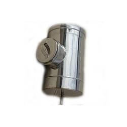 Ревизия одностенная из нержавеющей стали (0,6 мм.)