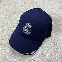 Кепка Реал Мадрид темно-синяя 19-20, фото 1