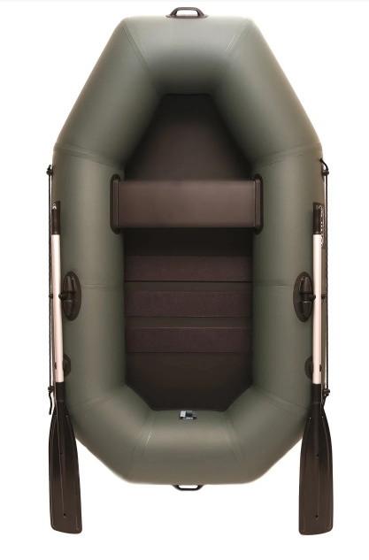 Човен надувний пвх полутораместная Grif boat G-210