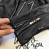 Современная женская куртка косуха (44), фото 5