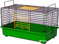 Клетка для грызунов Лорі Кролик 33.5 х 57 х 30 см (фарба)
