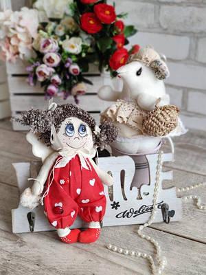 Куклы,кофейные игрушки,интерьерная игрушка, этно, декор ручной работы