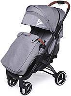 Прогулочная коляска Yoya Plus Pro Premium 2020 - детская коляска трость для путешествий, серая