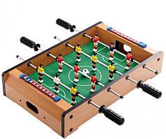 Настольный деревянный футбол на штангах HG 235 A  (49 х 31 х 8 см)
