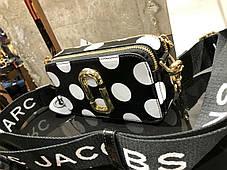 Сумка Marc Jacobs Snapshot Small Camera Bag Crossbody - Authentic usa 100% original QR, фото 3