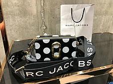 Сумка Marc Jacobs Snapshot Small Camera Bag Crossbody - Authentic usa 100% original QR, фото 2